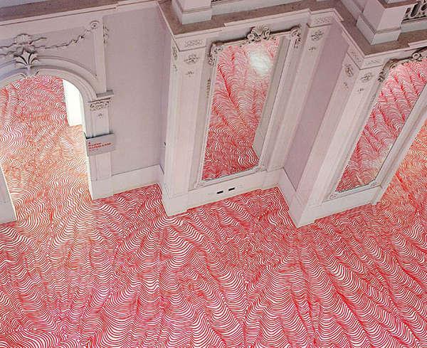 Spellbinding Swirl Installations