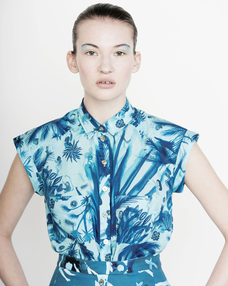 Printed Watercolor Collections