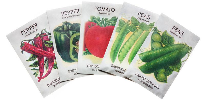Artisanal Seed Kits