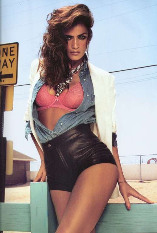 Helena Christensen Vogue Spain