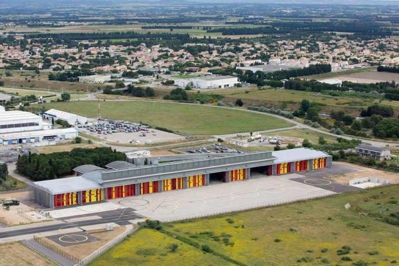 Colorful Chopper Headquarters