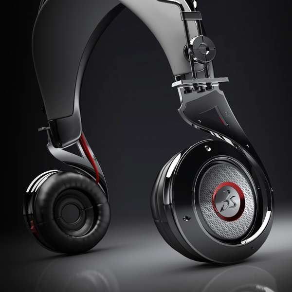 Helix-IR Headphones