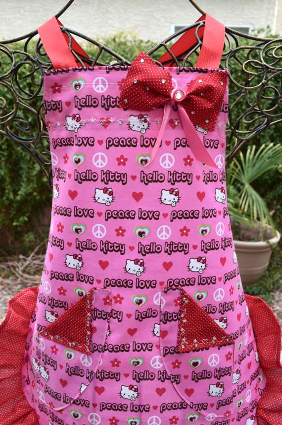 Hello Kitty Apron