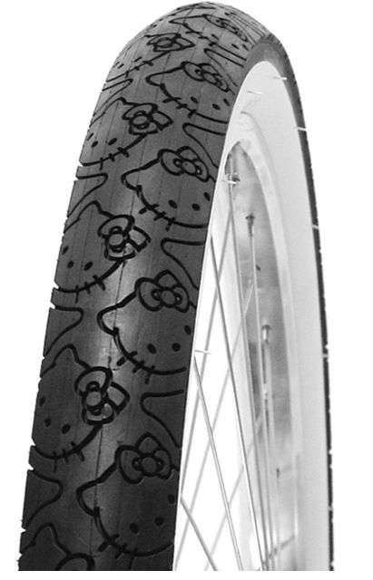 Hello Kitty Bicycle Tire