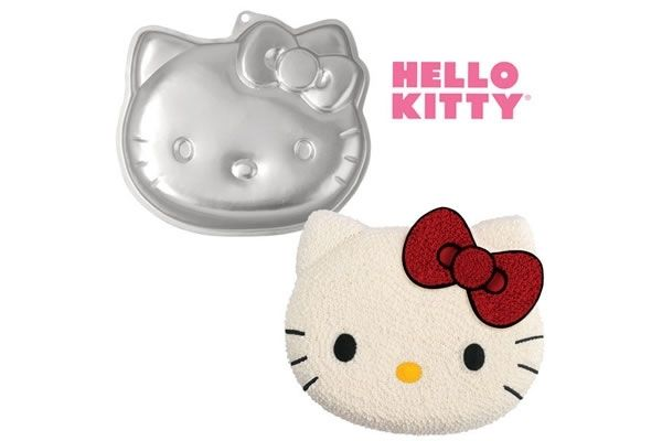 Cartoon Kitten Cake Pans
