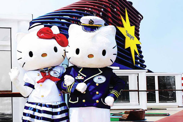 Hello Kitty Cruise
