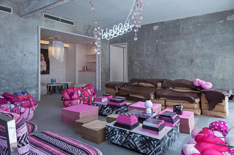 Hello Kitty Hotel Rooms