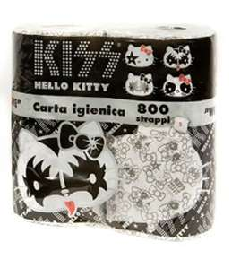 Hello Kitty 'KISS' Toilet