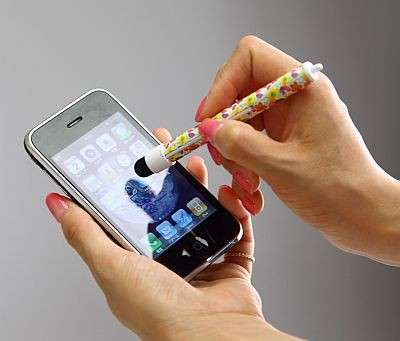 Hello Kitty Smartphone Pen