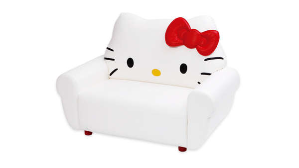Iconic Feline Furniture
