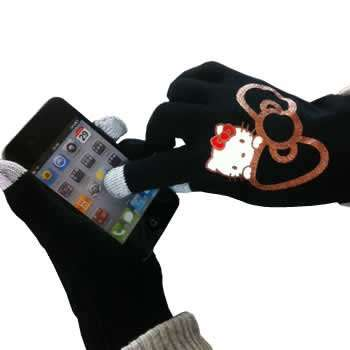 Hello Kitty Touch Screen Gloves