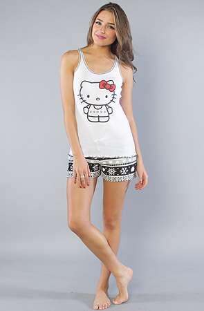 Funky Feline Pajamas