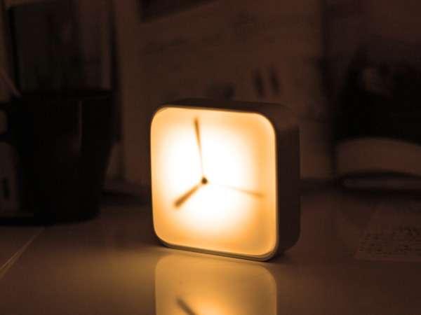 Solar Alarm Clocks