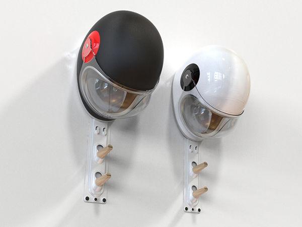 Motorcycle Helment Hangers
