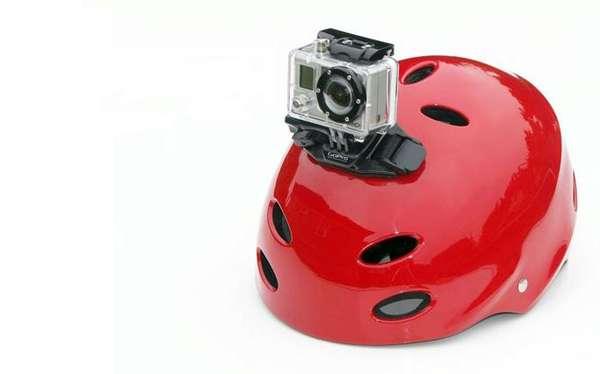 Stunt-Capturing Cameras
