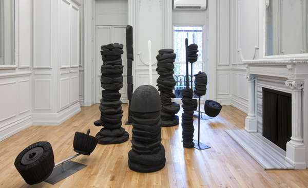 helmut lang sculptures
