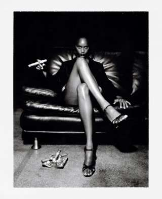 Helmut Newton Polaroid Book