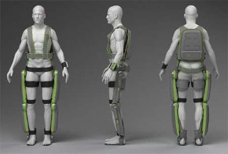 Paraplegic Support Suits