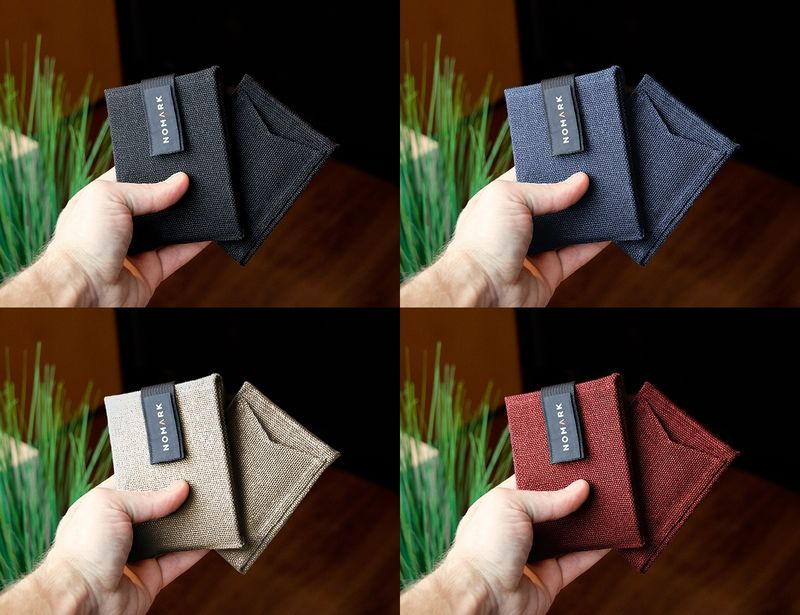 Eco-Friendly Hemp Wallets