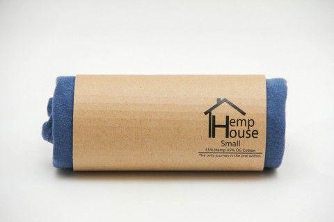 Wrapped Hemp Tee Packaging