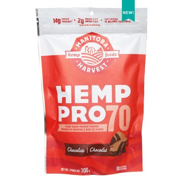 Hemp-Infused Protein Powder