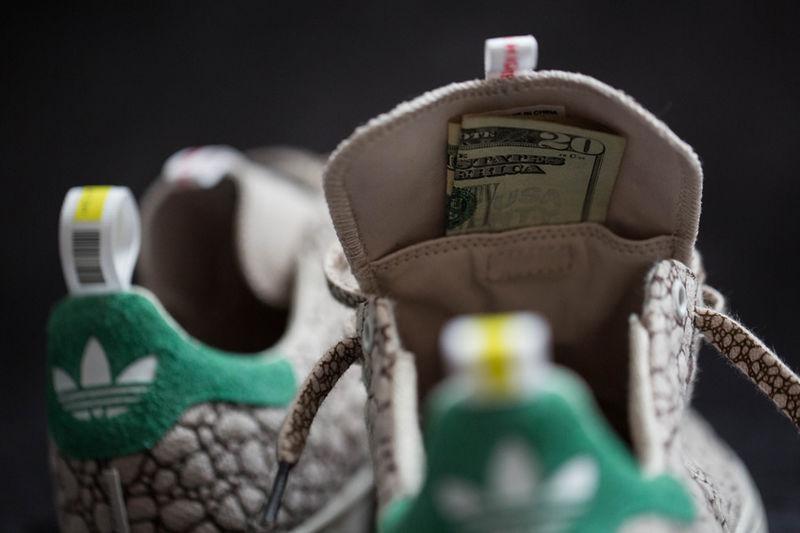 Celebratory Hemp Sneakers