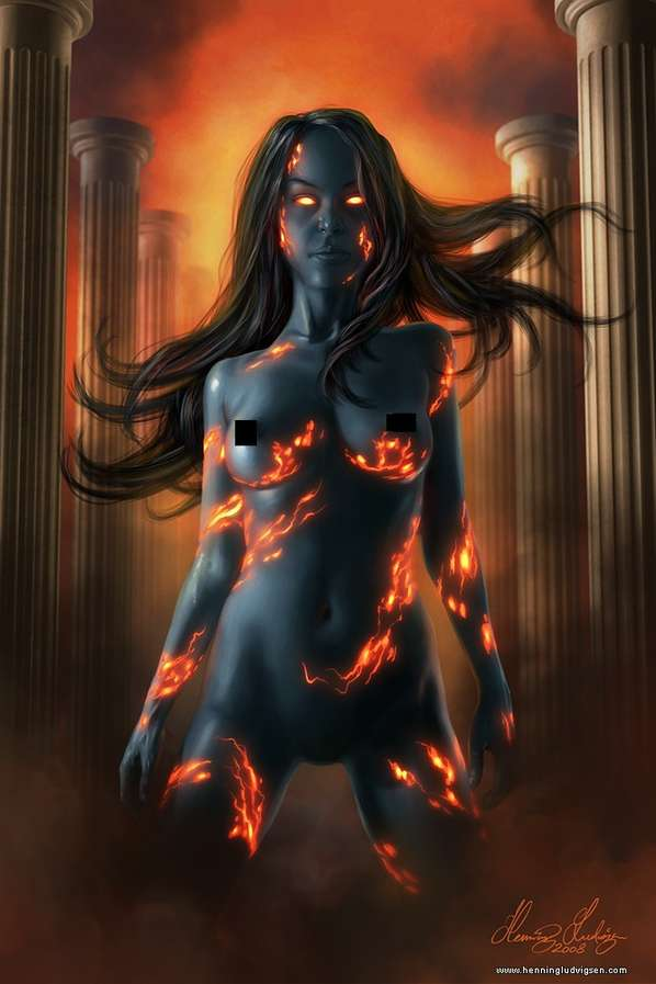 Daemonic Digital Artworks