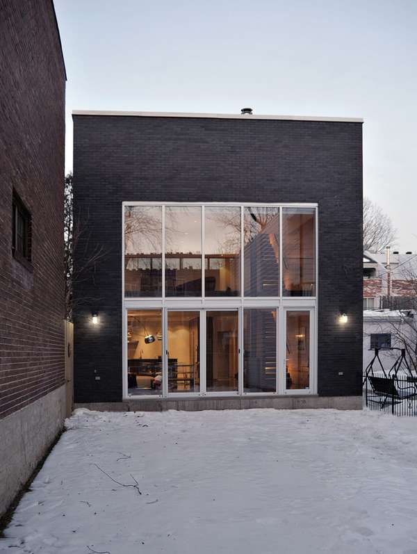 Modern Montreal Homes Henri Cleinge Updates A Historic