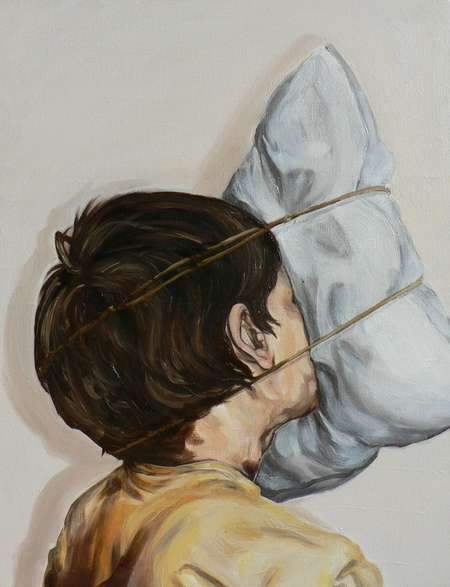 Self-Suffocation Art