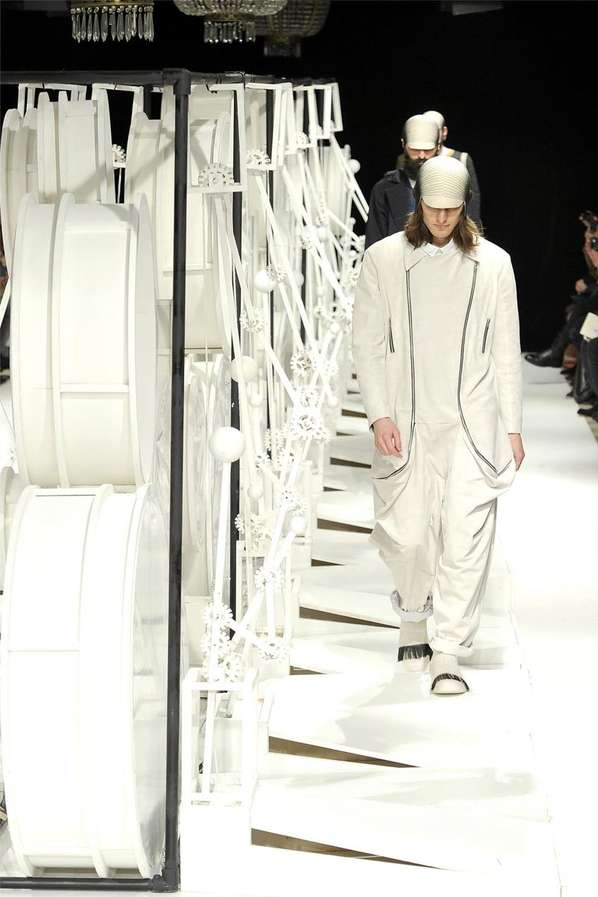 Henrik Vibskov Fall/Winter 2012