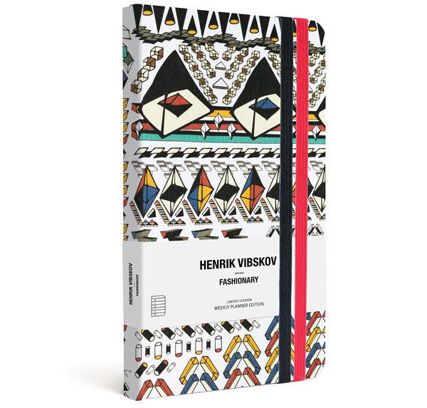 Stylish Africa-Print Planners