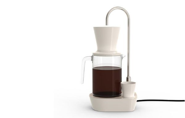 Quirky Kettle Contraptions : Henry Coffee Maker