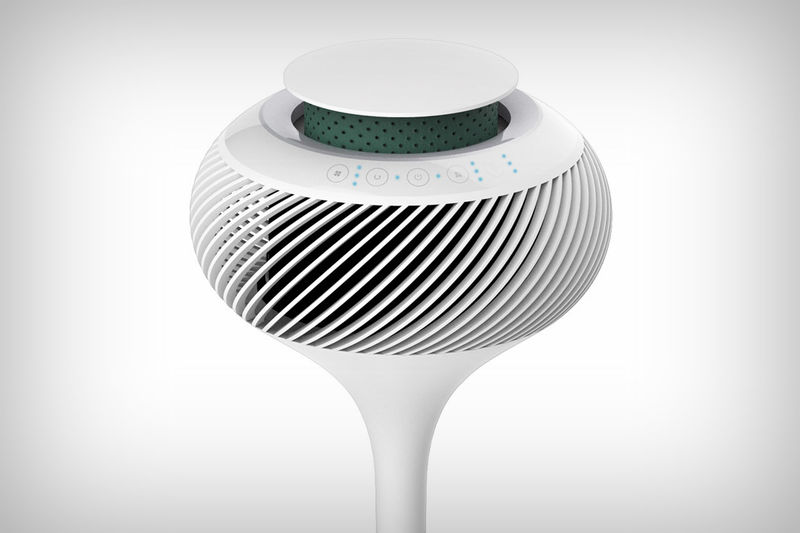 Air-Cycling Purification Fans