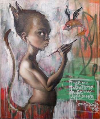 Centaur Child Art