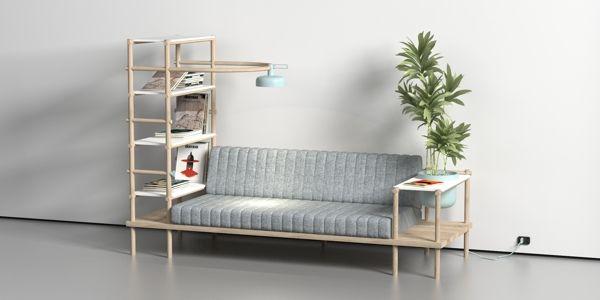 Serene Multifunctional Sofas