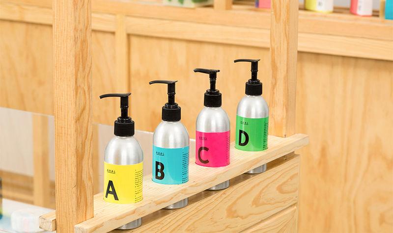 Herbal Cosmetics Branding