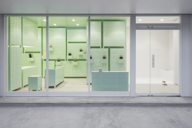 Sterile Pharmacy Interiors