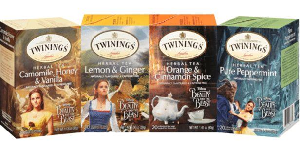 Disney Tea Collections