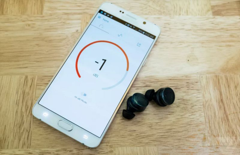 Sound Amplifying Earbuds