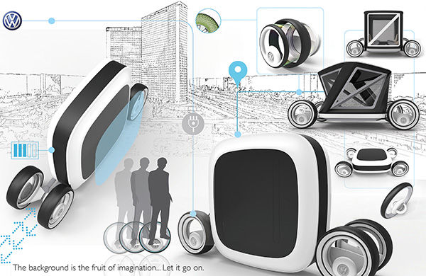 Flatpack Concept Cars