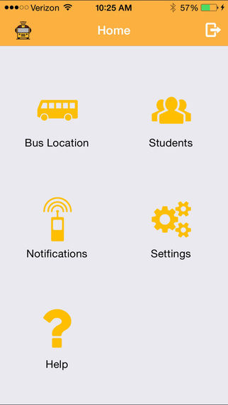 School Bus-Tracking Apps