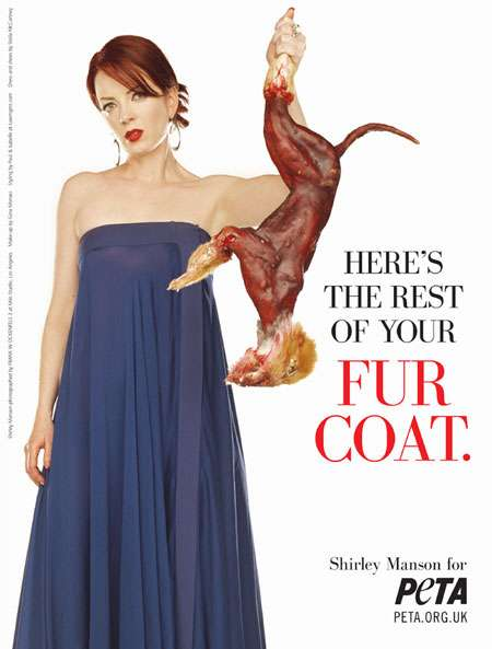 Anti-Fur Activists