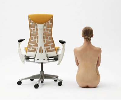 Desk Chairs with Bony Spines