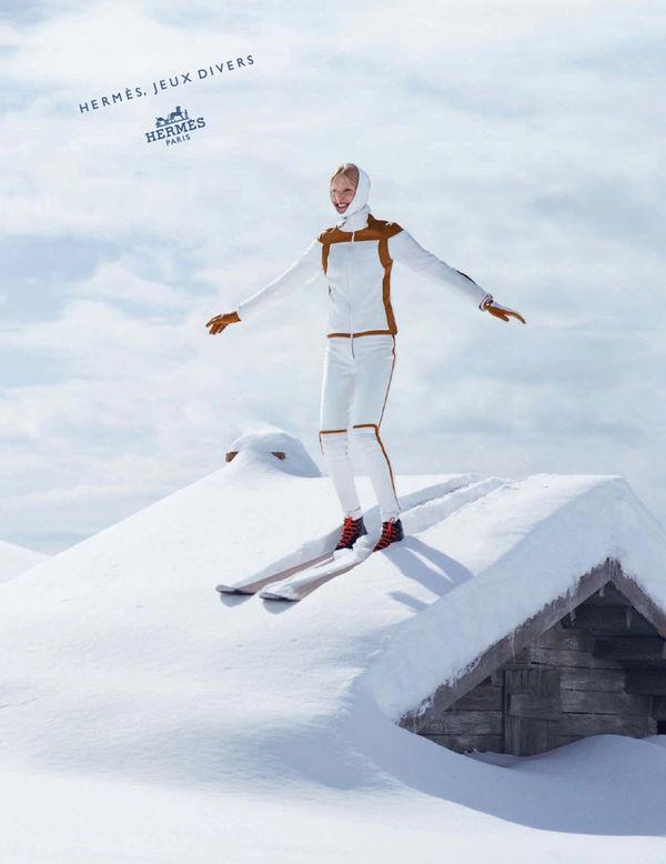 Luxe Ski Trip Campaigns