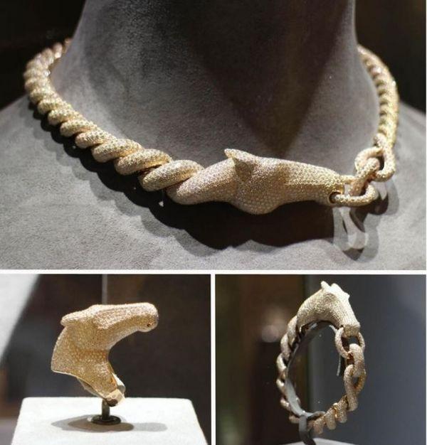 Esquestrian Diamond Jewelry