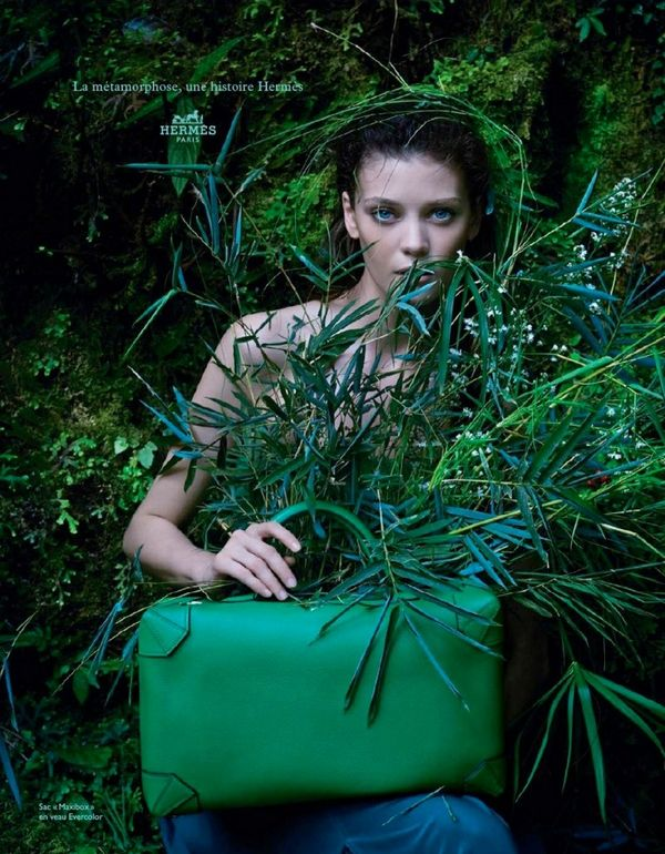 Forest Nymph Fashion Ads