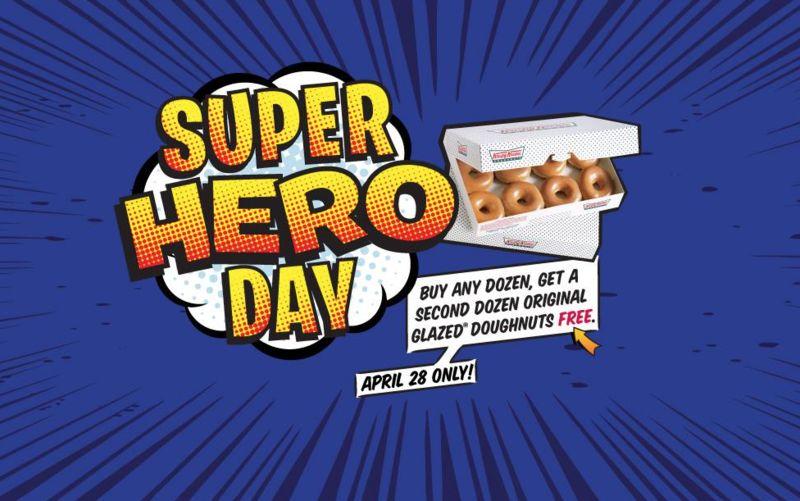 Heroic Donut Deals