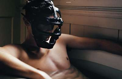 Masked Men Editorials