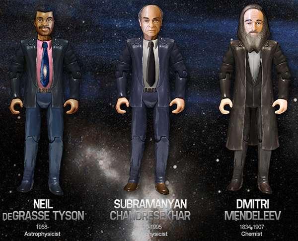 Famous Scientist Toys