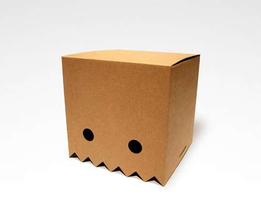 DIY Corrugated Creatures